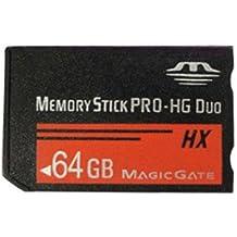 Gotor® Pro HG Duo Memory Stick MS Card Speicherkarte für PSP 1000 2000 3000 (64GB)