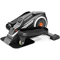 Preisvergleich für AsVIVA H20 Mini Bike Heimtrainer Cardio mit 3kg Schwungmasse, 8 manuell verstellbaren Widerstandsstufen sowie kugelgelagerten Hartgummi Rollen, inkl. Multifunktionscomputer