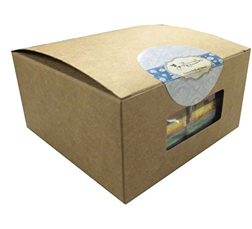 44Pcs Filzstoff Farbig Bastelfilz Steif Vliesstoff DIY Handwerk Projekte Patchwork Stoffe Filz Paket zum Nähen 10cm X 10cm X 1mm