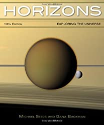 Horizons: Exploring the Universe by Michael A. Seeds (2013-01-01)