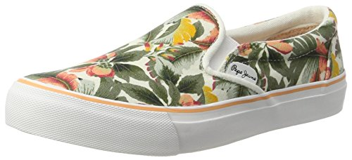 Pepe Jeans Alford Ariadna, Sneakers Basses Femme