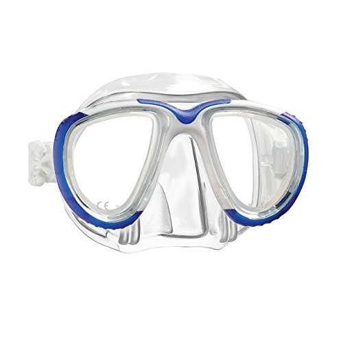 Mares 411055, máscara Silicona Unisex Adulto, Unisex
