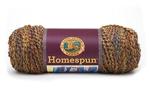 Lion Brand Yarn Company 1 pièce Homespun, Vintage, Multicolore