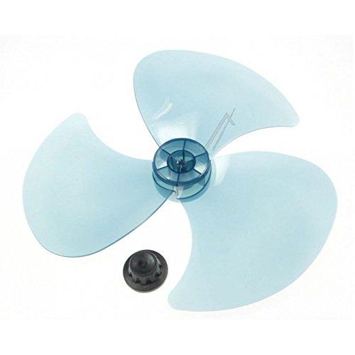 Rowenta - Blade / blue propeller for Essential VU4110 fan. Original spare part