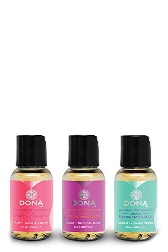 Dona von Jo Let Me Touch You Massage Geschenk-Set