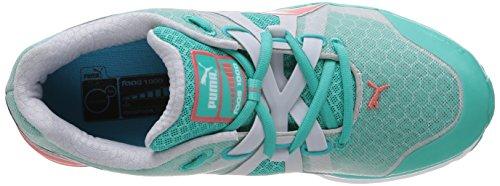 Puma Faas 1000 Wn's, Scarpe da Corsa Donna Grigio (Gris (Microchip/Poolgreen/Dubarry))
