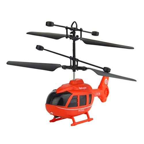 HUJUNG Mini Avión De Inducción, Helicóptero De Inducción...