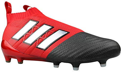 buy popular c0a6e 4b35c adidas Ace 17+ Pure Control FG Football Boots - Red White Core Black