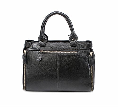 PACK Europa E Gli Stati Uniti Moda Donna Ladies Essential Ladies Borsa Borsa Portable Messenger,C:Black C:Black