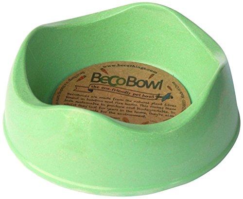 BecoThings Futternapf, umweltfreundlich, für Kleintiere, 14x12x4,5cm, Grün
