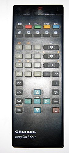 Original Fernbedienung RS-632 für Humax PR-FOX & PR-FOX C