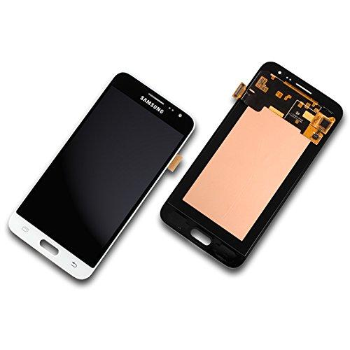 galaxy j3 display Samsung Galaxy J3 SM-J320F Display-Modul + Digitizer weiss GH97-18748A