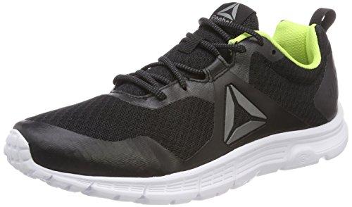 new products 7a641 28424 Reebok Run Supreme 4.0, Chaussures de Running Compétition Homme, Noir  (Black Electric