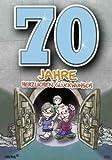 Archie Geburtstagskarte zum 70. Geburtstag Junge Mädchen blau Glückwunschkarte Kinder