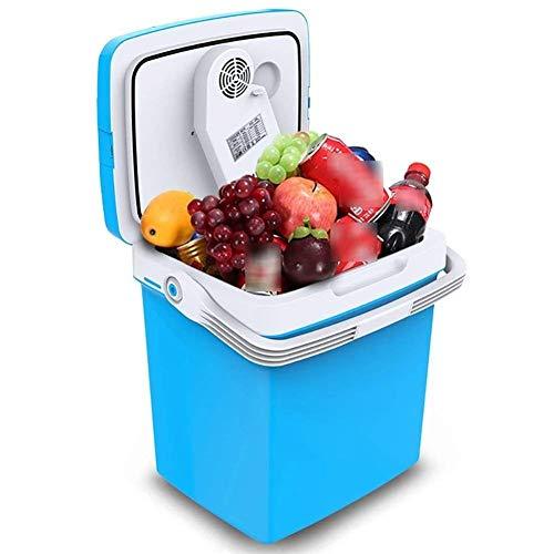LPC Mini Refrigerador Refrigerador Eléctrico Y Calentador 26L Gran Capacidad Refrigerador del...