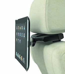 Vogel's TMS 302 Coque + Fixation voiture pour iPad 2/3 Noir