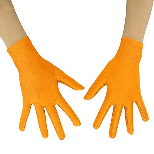 Insun Kostüm Handschuhe Elasthan Outdoor Vollfinger Cosplay Handschuhe für Erwachsene und Kinder ()