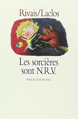 Les sorcières sont N.R.V. par Yak Rivais
