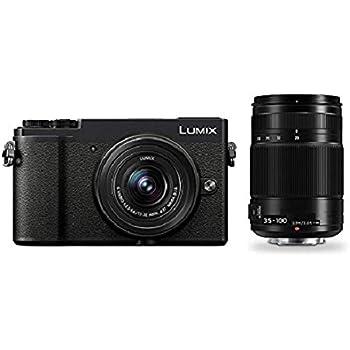 Panasonic Lumix DC-GX9WEG-K - Cámara Digital compacta 20.3 MP (Pantalla táctil, 5184 x 3888 Píxeles, Live Mos, 4K Ultra HD), Color Negro