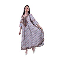 AthwabBarakah Casual Jalabiya For Women