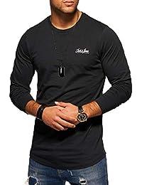 8a2457bf63c3e JACK   JONES Camiseta de Manga Larga T-Shirt Longsleeve Shirt Top Streetwear