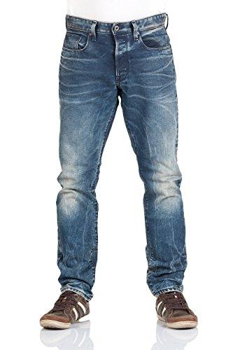 G-Star 3301 Tapered Jeans Dark Aged (089)