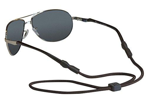 Chums Hundespielzeug 5mm Universal-Fit Rope Eyewear Retainer Einheitsgröße Schwarz