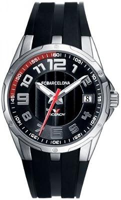 Viceroy 432606-55 - Reloj FC Barcelona Cadete quarzo negro