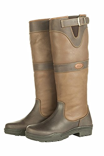 HKM Sports Equipment HKM Fashion Stiefel -Scotland Winter-, Braun, 39