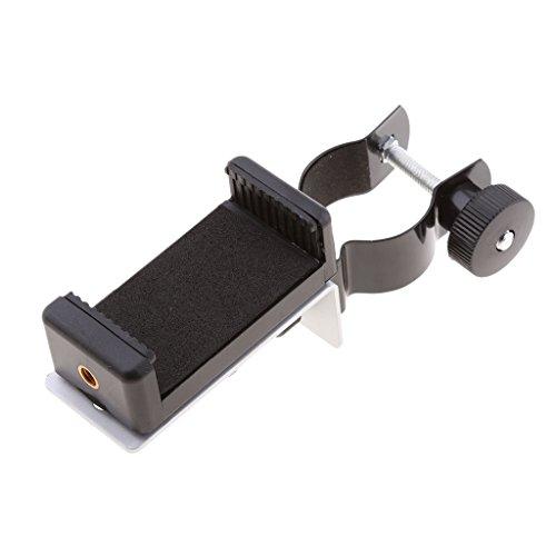 MagiDeal Universal Telefon Adapter und Mount Stativ-Halterung für Iphone Sony oder andere 57mm -...