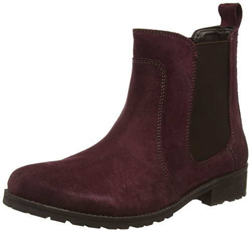 Lotus Women's Nydia Ankle Boots, Red (Pom Sde), 8 UK 42 EU