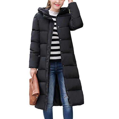 Zhhlaixing Mode Mantel Multicolor Cotton Long Jacket Female Hooded Down Korean Style Slim Thin Coat