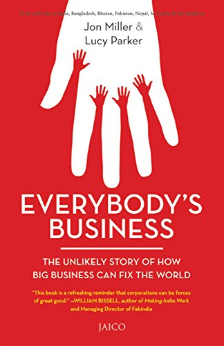 Everybody's Business [Paperback] [Jan 01, 2014] JON MILLER & LUCY PARKER