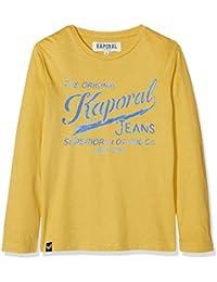 d2f26068fdb61 Amazon.fr   Jaune - T-shirts, polos et chemises   Garçon   Vêtements