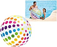 intex Jumbo Ball, Multi-Colour, 59065