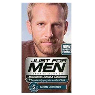 just-para-hombre-barba-marron-claro