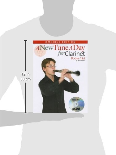 A New Tune A Day Clarinet: Books 1 & 2 (New Tune a Day (Unnumbered))