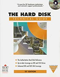 The Hard Disk Technical Guide (Micro House Technical Series) by Douglas T. Anderson (1996-10-02)