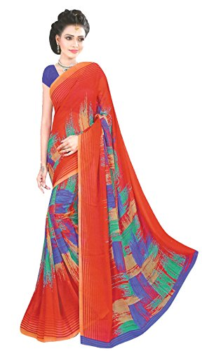 Sarees(KIJOSO sarees for women party wear offer designer sarees for women BOLLYWOOD Saree latest design sarees new collection saree for women saree for women party wear saree for women in Latest Saree With Designer Blouse Free Size Beautiful Saree For Women Party Wear Offer Designer Sarees With Blouse Piece