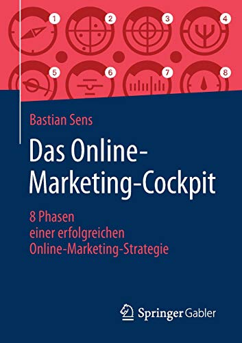 Das Online-Marketing-Cockpit: 8 Phasen einer erfolgreichen Online-Marketing-Strategie