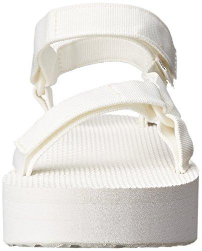 TEVA 1008844 FLATFORM UNIVERSAL BRIGHT WHITE Bright White