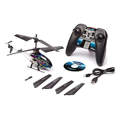Revell Control Ready-to-Fly Texter Helicopter