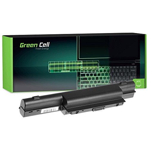 Green Cell Extended Serie Laptop Akku für Acer Aspire 5551 5552 5733 5741 5741G 5742 5742G 5742Z 5749 5749Z 5750 5750G 5755G (12 Zellen 8800mAh 11.1V Schwarz)