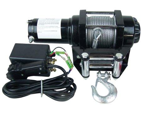 Preisvergleich Produktbild Berger + Schröter 31131 12 V Motorseilwinde,  bis 3, 16 t