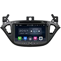 2 Din 8 pulgadas Coche Estéreo con GPS Navegación Android 6.0 OS para Opel Corsa 2015 2016,DAB+ radio Pantalla Táctil Capacitiva con 8 Core 1.5G CPU 2G DDR3 RAM 32G Flash 1024x600 Radio DVD 3G/WIFI OBD2 Aux Entrada USB/SD DVR