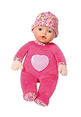 Baby Born 825327 First Love Nightfriends Musical Doll, Pink, 30 cm