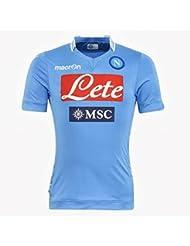 SSC Napoli maglia gara home 2013/14 Macron (size XXXL)
