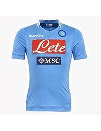 Macron SSC Napoli Camiseta competición Home 2013/14