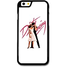 Dirty Dancing Pink Writing with Baby and Johnny Patrick Swayze carcasa de iPhone 6 6S