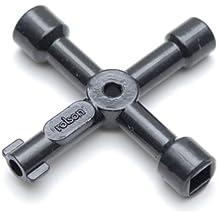Rolson Tools 22460 - Juego de llaves  (agua, luz, gas)